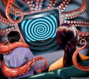 TV programmer er i stor grad med på å påvirke og programmere den kollektive bevissthet.