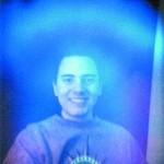 Blå aura
