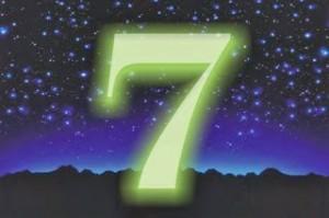 Tallet7 er et viktig tall i skapelsen.