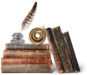 gamlebøker
