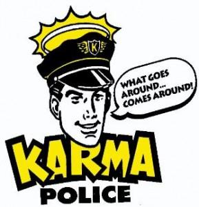 Loven om karma.