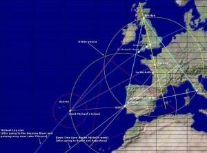 Jordstrålingslinjer