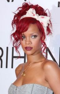Rihanna er en fargerik artist.
