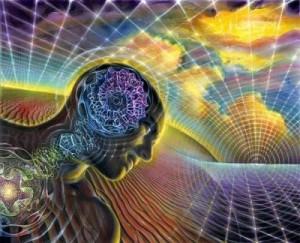 Sjamaner bruker for eksempel lyd og rytme fordi det gir dem mulighet til å forvandle aspekter av den genetiske koden.