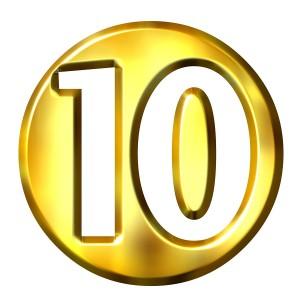 Terje er påvirket av tallet 10/1 to ganger blant sine kjernetall.