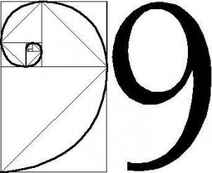 Tallet 9 og PHI
