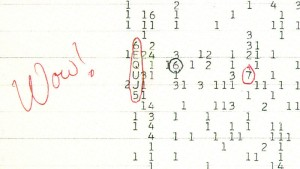 Wow-signalet varte i 72 sekunder, og 2+7=9.