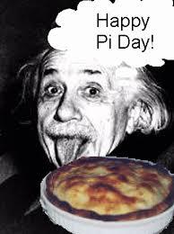 Einstein hadde fødselsdag den 14.mars.
