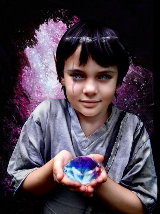 Hva er det som gjør at liker forskjellige krystaller og farger?