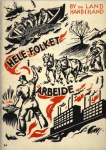 Det norske arbeiderpartis kriseprogram fra 1933, kan leses på Arbarks nettsider.