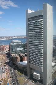 Federal Bank bygning i Boston