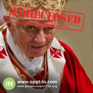Hele Vatikanets fundament forsvinner, siden det nå ikke er noen mellommann mellom meg og deg og «Gud».