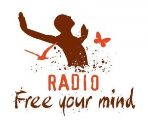 Logo Radio Free Your Mind.