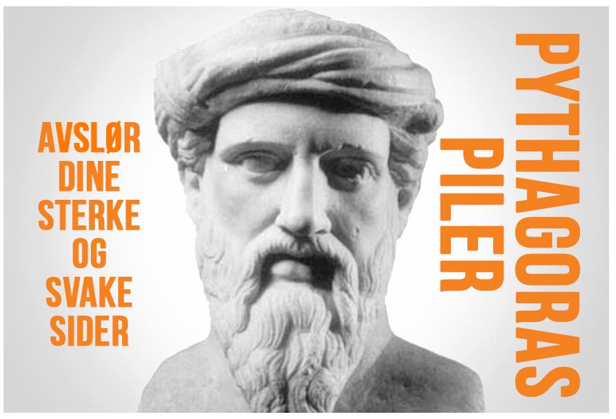 Pythagoras-piler