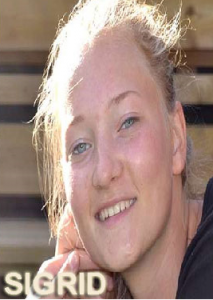 Sigrid Giskegjerde Schetne ble funnet drept 4. september, samme dato som Sigrid Heggheim forsvant.