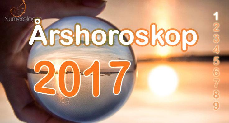 aarshoroskop2017gors