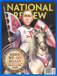 Forside National Review i 2001