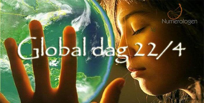 DAGENS TALL FREDAG 18. SEPTEMBER. Global dag 22/4