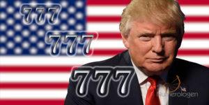 Klikk for å lese undervisningartikkel om hvordan tall avslørte Trump som vinner.