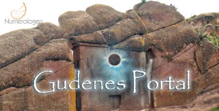 LEGENDEN OM GUDENES PORT. Ukjent portal i Peru? (A)